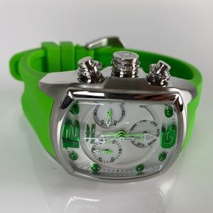 Invicta Limited Edition Lupah rubber wristwatch